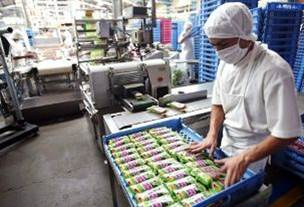 Charola para pan panama para la industria dm plast 1